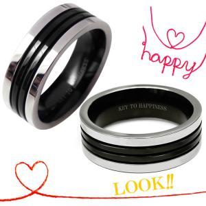 2個セット価格 ダブルライン ペアリング 刻印 高級ステンレス製 指輪 人気 シルバー ピンキーリング ペアchsr24-25|swan-hoseki|04