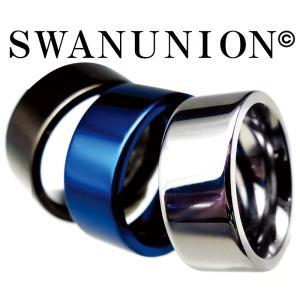 極太 ペアリング 刻印 高級ステンレス製 指輪 人気 シルバー ピンキーリング ペアchsr29-32|swan-hoseki