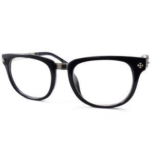 伊達メガネ メンズ レディース おしゃれ シンプル 大きい スクエア 人気 サングラス 黒ぶち眼鏡 伊達めがね 黒縁cs163|swan-hoseki