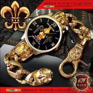 ブレスレット 腕時計 メンズ 時計 ブレスウォッチ ブレスレットウォッチ ブランド おしゃれ ローマ数字 マリア ゴールド cr 黒 ブラック ct108|swan-hoseki