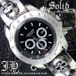 メンズ 腕時計 ブレスウォッチ 人気 おしゃれ ブランド 格安 おすすめ アナログ 革ベルト スポーツ ct45|swan-hoseki