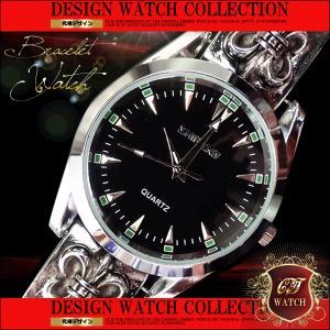 メンズ 腕時計 ブレスウォッチ 人気 おしゃれ ブランド 格安 おすすめ アナログ ブレス フレア ct77|swan-hoseki