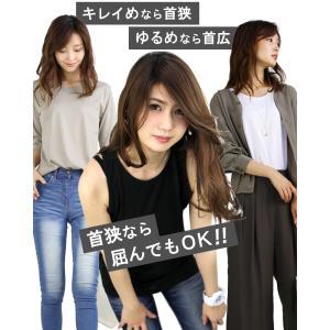 tシャツ レディース 半袖 カジュアル vネック uネック おしゃれ シンプル 無地 ブラック ホワイト s m l xl 3l サイズ トップス f13-f182|swan-hoseki|11