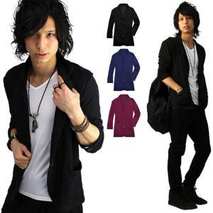 テーラードジャケット メンズ ジャケット キレイめ ビジネス カジュアル 無地 アウター f570-572|swan-hoseki