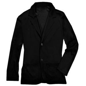 テーラードジャケット レディース ジャケット キレイめ ビジネス カジュアル 無地 アウター ブラック 黒 f570|swan-hoseki