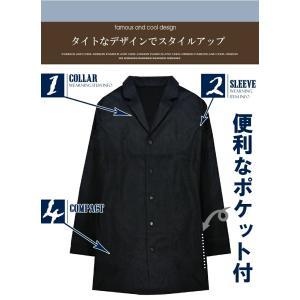 ジャケット メンズ シャツジャケット カジュアル おしゃれ 薄手 ブラック グレー ネイビー キャメル カーキ  メンズ アウター m l xl   f940-f944|swan-hoseki|10