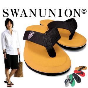 ビーチサンダル メンズ おしゃれ 痛くない 疲れない 厚底 軽量 ビーサン サーフ 夏 サンダル 大きい アウトドア ブランド j-kutu26-30|swan-hoseki