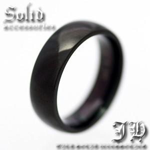 超目玉 甲丸タイプ 100%本物保証 天然石オニキスリング フラット指輪ブラック ペア&ピンキーリングjpsr2 3号〜23号|swan-hoseki