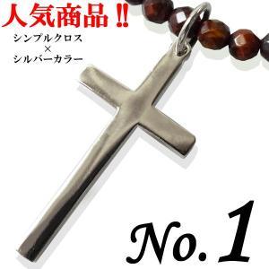 ネックレス メンズ ゴールド シンプル おしゃれ ロング クロス 十字架 n1113-cr swan-hoseki 02