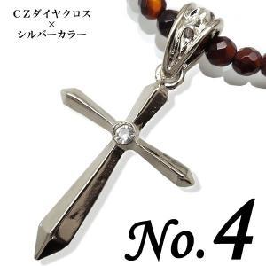 ネックレス メンズ ゴールド シンプル おしゃれ ロング クロス 十字架 n1113-cr swan-hoseki 05