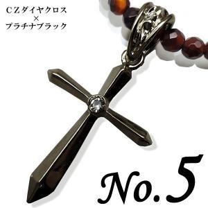 ネックレス メンズ ゴールド シンプル おしゃれ ロング クロス 十字架 n1113-cr swan-hoseki 06
