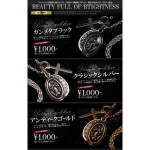 メンズ ネックレス メンズネックレス 人気 ブランド クロス マリア 十字架 全3種類 アンティーク調n1303-cr|swan-hoseki|05