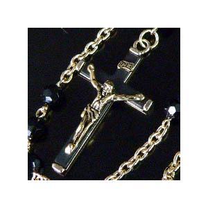 ネックレス メンズ ゴールド シンプル おしゃれ ロング クロス 十字架 n477|swan-hoseki