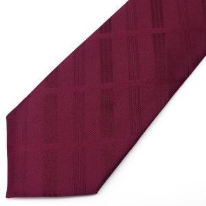 ネクタイ メンズ 幅 7cm レッド 赤 柄 ナロータイ ビジネス カジュアル ne155|swan-hoseki