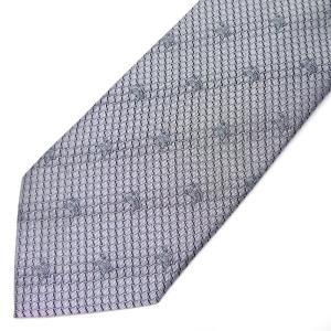 ネクタイ メンズ 幅 7cm グレー 灰色 馬 ナロータイ ビジネス カジュアル ne159|swan-hoseki