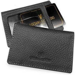 高級本革 パスケース ブランド バレンチノ VALENTINO メンズ レディース 定期入れ 人気 皮 黒 ブラック sai144|swan-hoseki