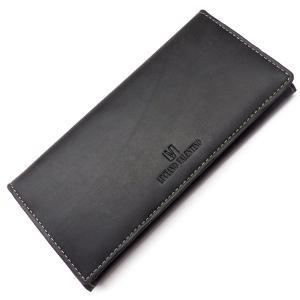 sai75 黒 本物ブランドが999円 ルチアーノ・バレンチノ 長財布 ブラック本革 本皮二つ折り 必見|swan-hoseki
