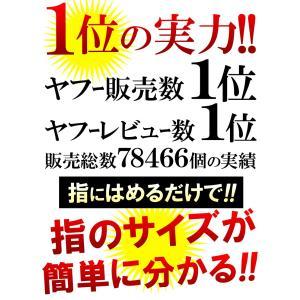 日本製 リングゲージ マイナス4号〜31号まで 全36サイズ 日本標準規格 サイズゲージ 指輪 メンズ レディース sg8 swan-hoseki 02