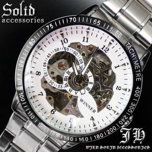 メンズ 腕時計 3針 自動巻き 防水 クロノグラフ 人気 おしゃれ ブランド 格安 おすすめ アナログ メタル ベルト スポーツ t122|swan-hoseki