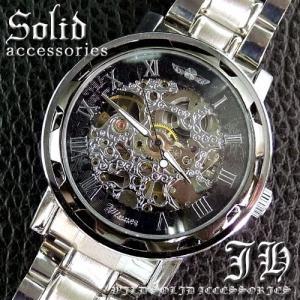 メンズ 腕時計 3針 自動巻き 防水 クロノグラフ 人気 おしゃれ ブランド 格安 おすすめ アナログ メタル ベルト スポーツ t128|swan-hoseki