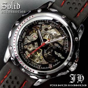 メンズ 腕時計 3針 自動巻き 防水 クロノグラフ 人気 おしゃれ ブランド 格安 おすすめ アナログ ラバー ベルト スポーツ t217|swan-hoseki