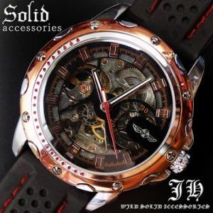 メンズ 腕時計 3針 自動巻き 防水 クロノグラフ 人気 おしゃれ ブランド 格安 おすすめ アナログ ラバー ベルト スポーツ t218|swan-hoseki