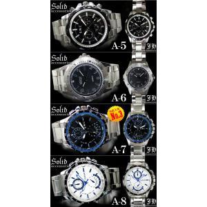 メンズ 腕時計 60種類から選べる 人気 おしゃれ ブランド おすすめ ブラック ホワイト ブラウン 黒 白 茶 アナログ|swan-hoseki|04