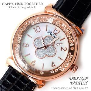 腕時計 時計 レディース 安い 人気 おしゃれ ブランド 格安 カジュアル 革ベルト スポーツ ブラック黒 tvs211|swan-hoseki