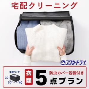 宅配クリーニング 10着 まで 詰め放題 クリーニング [ 送料 無料 ]