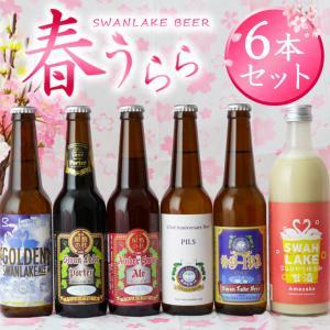 2021年 春うらら 福袋 6本セット ビール クラフトビール 金賞ビール 定番ビール ハイボール ...
