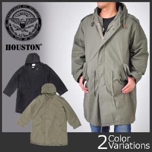 HOUSTON(ヒューストン) HOUSTON M51PARKA (ライナー付) #5409M|swat