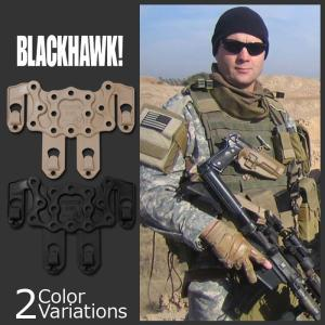 BLACK HAWK!(ブラックホーク) SERPA PLATFORM AMBIDEXTROUS 38CL63 swat