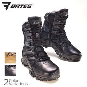 BATES(ベイツ)DELTA-8 8-inch SIDE ZIP GORE-TEX 【BA-2368】|swat