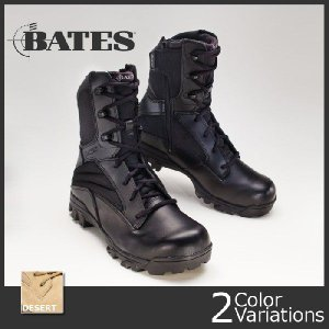 BATES ベイツ ZR-8 Side ZipBA-2068、BA-2058 中田商店商品取扱店|swat