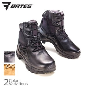 BATES(ベイツ)DELTA II M-6 SIDE ZIP BLACK GORE-TEX 【BA-2905】|swat