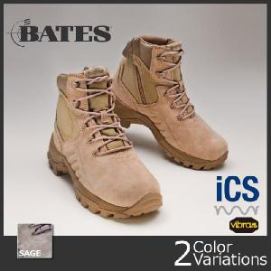 BATES ベイツ DELTA II-6 SIDE ZIP BA-2911/2912 中田商店商品取扱店|swat