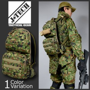 BIO ASSAULT BACKPACK バイオ アサルト バックパック CSモデル JT-121|swat