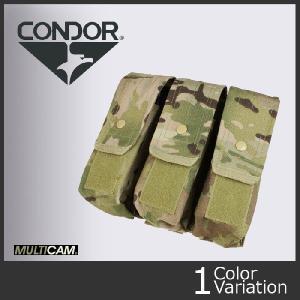 CONDOR コンドル トリプル AR/AK マガジン ポーチ Triple AR/AK Mag Pouch MA33 A-959-MUL|swat