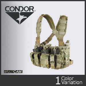 CONDOR コンドル リーコンチェストリグ Recon Chest Rig A-964-MUL MCR5-008|swat