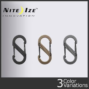 NITE IZE(ナイトアイズ) エスビナープラスチック#2 swat
