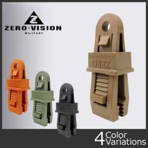 ZERO(ゼロ) アリゲーター クリップ AL-082【レターパック360対応】【レターパック360対応】|swat
