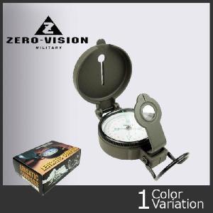 ZERO(ゼロ) ZERO ミリタリー レンザテック コンパス (KR-003)|swat