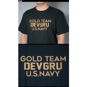 ALL KING(オールキング) DEVGRU GOLD TEAM BP T-SHIRT 2018 デブグル ゴールド チーム バックプリント Tシャツ