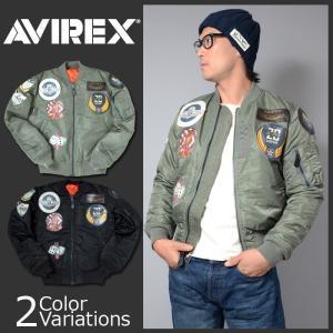 AVIREX(アビレックス) MA-1 TOP GUN 2015 エムエーワン トップガン フライトジャケット 6152164|swat