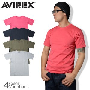 AVIREX(アビレックス) PROCESSED CREW NECK T-SHRT プロセスド クルーネック Tシャツ 6173316|swat