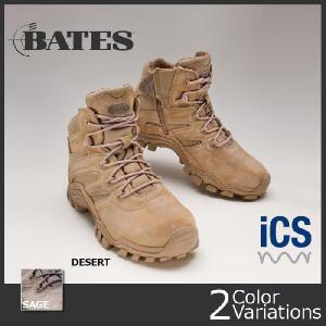 BATES ベイツ DELTA-6 6-inch SIDE ZIP BA-2355/2356 中田商店商品取扱店|swat