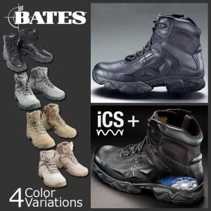 BATES(ベイツ) DELTA NITRO-6 ICS Side Zip Boots ナイトロ 6インチ 【中田商店】BA-2347|swat