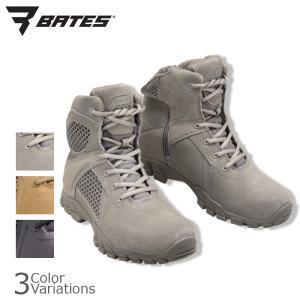 BATES(ベイツ) STRIKER TACTICAL BOOTS STRIKE-6 SIDE ZIP ストライカー シックス タクティカル ブーツ サイドジップ 【中田商店】BA-7006,BA-201|swat