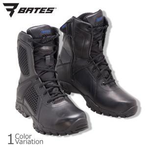 BATES(ベイツ) STRIKER TACTICAL BOOTS STRIKE-8 SIDE ZIP ストライカー エイト タクティカル ブーツ サイドジップ 【中田商店】BA-7008|swat