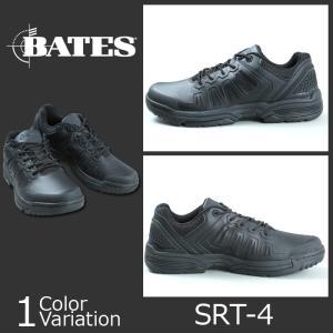 BATES(ベイツ) SRT-4 Special Response Tactical Boots スペシャル レスポンス タクティカル ブーツ 4インチ 【中田商店】BA-6600|swat